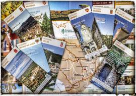 Flayosc, Salernes, Lorgues, Callas, Figanières, Bargemon, Les-Arcs-sur-Argens, Sillans-la-Cascade