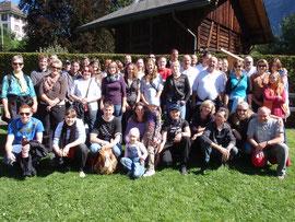 MGW auf der Vereinsreise in Grindelwald