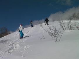 高デッキ山