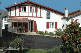 Maison Bidaletenia (notre ancienne chambre d'hôtes)
