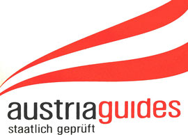 オーストリア国家公認ガイドのロゴ