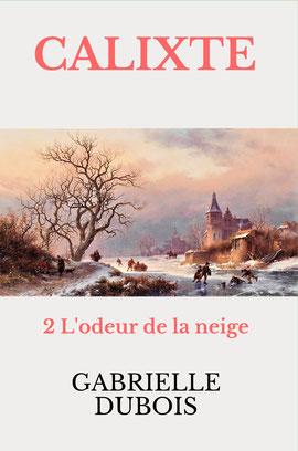 l'odeur de la neige, gabrielle dubois auteur