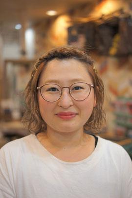 スタイリスト 松尾 恵美
