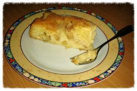 Apfelkuchen (frei nach Dr. Oetker)