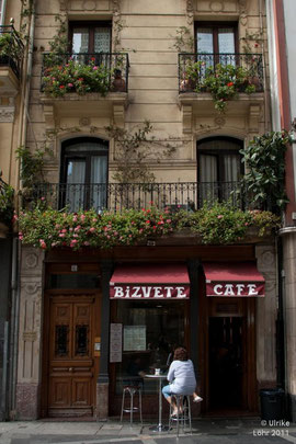 Cafe in Bilbao