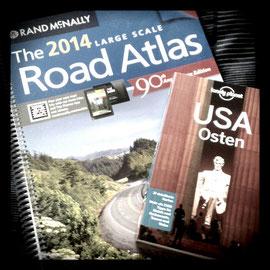 Reiseliteratur USA Der Osten