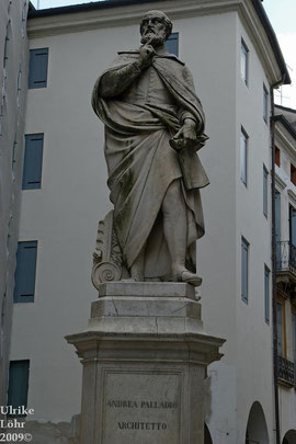 Denkmal von Andrea Palladio
