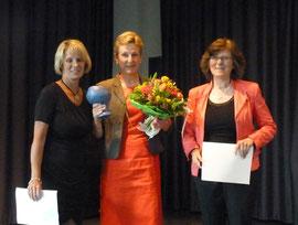 Übergabe des KOPERNIKUS im Rahmen der Abiturentlassung 2012