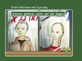 Buch-Cover: Tomaten gehören nicht auf die Augen