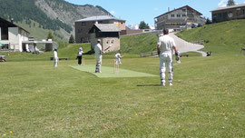 2012 International Cricket Festival in Zuoz (15.16.6.2012)