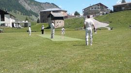 2012 International Cricket Festival in Zuoz (15.16.6.2012)