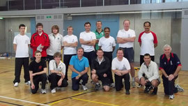 Successful participants at the Level 1 coaching course (12th - 13th November 2011, La Chataigneriae campus, International School of Geneva)