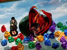 Bilbo & der böse Drache Smaug