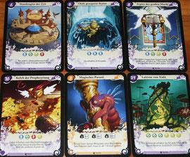 Magische Karten