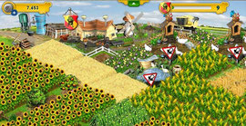 Farmerama als Browser-Game