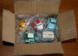 Kleines Geschenkepäckchen inklusive ;o)