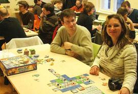 City Tycoon auf dem Pankower Spieleabend