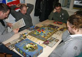 Terra Mystica beim Karfreitagsspielen in Pankow