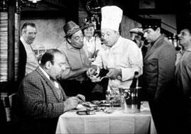 La cuisine au beurre, film de Gilles Grangier
