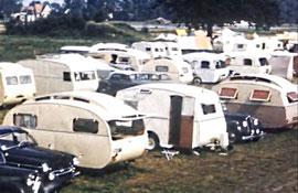 Caravanes des années 50