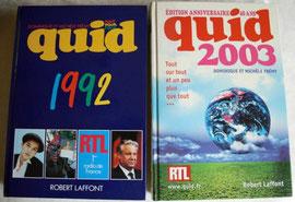 QUID 1992 et 2003
