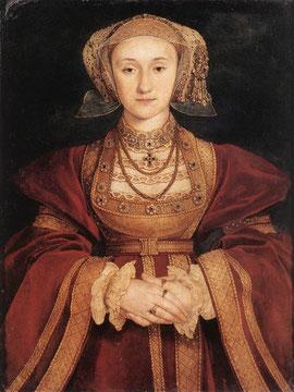 Anne de Clèves,1539, Musée du Louvre, Paris.