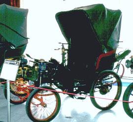 Prinetti Stucchi 4 HP del 1899