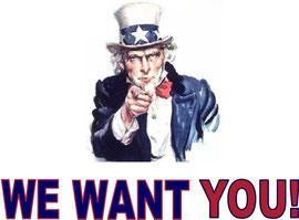 Wir suchen Dich,Jobsuche, Jobangebot