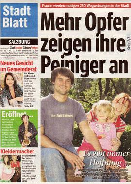 Stadtblatt Titelblatt