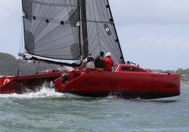 Indian chief Australian multihull Nationals 2012