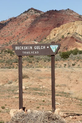 Foto: Buckskin Gulch