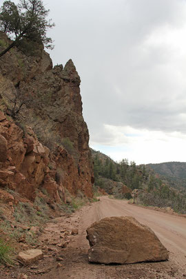 Foto: Phantom Canyon Road