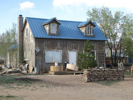 Foto: Wohnhaus in Escalante