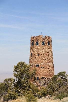 Fot Desert View Watchtower