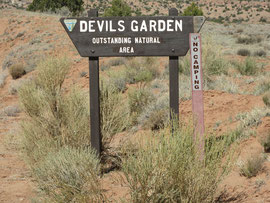 Foto: Devils Garden