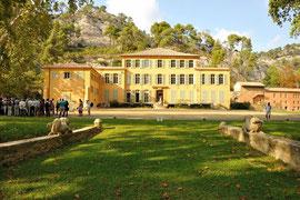 Ramonage au Tholonet et à Aix en Provence