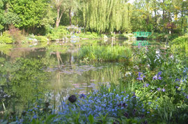 Giverny, Jardin Claude Monet