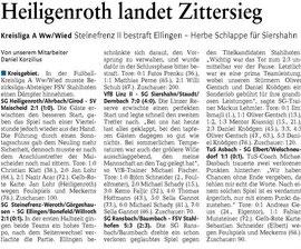Quelle: Westerwälder Zeitung vom 17.09.2012