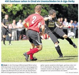 Quelle: Westerwälder Zeitung vom 03.09.2012