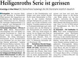 Quelle: Westerwälder Zeitung vom 15.10.2012