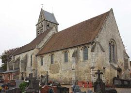 Eglise de Breuil le Vert