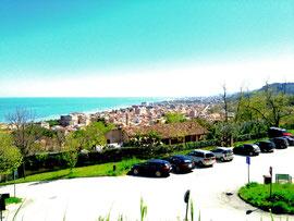 おお~美しき地中海!懐かしい(^ω^)