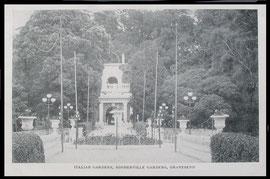 Italian Gardens, Rosherville Gardens, Gravesend.