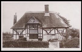 John Wesley's House, Rolvenden Layne.