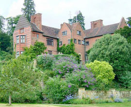 Chartwell, Kent. The Home of Winston Churchill.