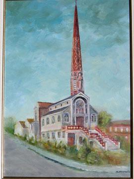 Eglise du Christ-Roi Migennes