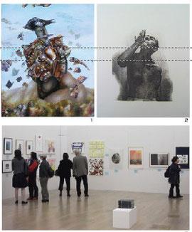 アンデパンダン展 企画展示「地の種」