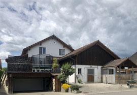 Haus mit Stall