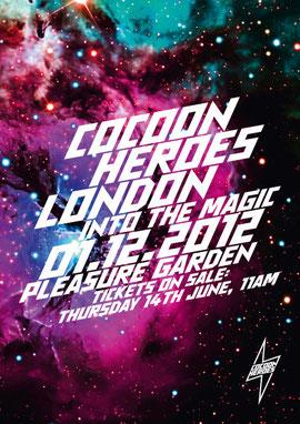 Cocoon Heroes London
