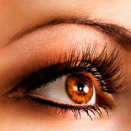 Wimpernverlängerung Augenkosmetik Wimpern verlängern färben BodyZone Cosmetics Spa Basel